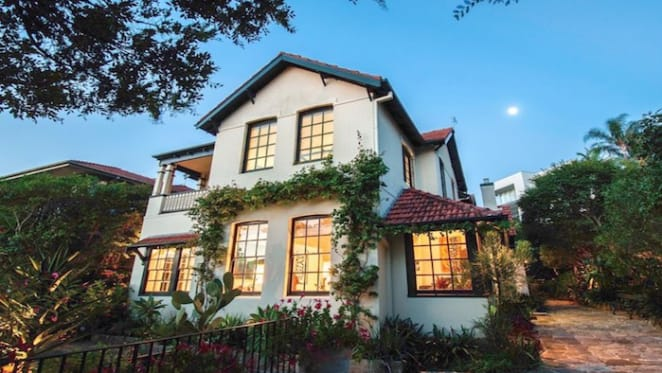 Art Gallery New South Wales director Michael Brand lists in Bellevue Hill