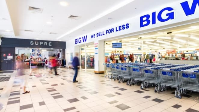 Big W quits Sentinel's Broken Hill property