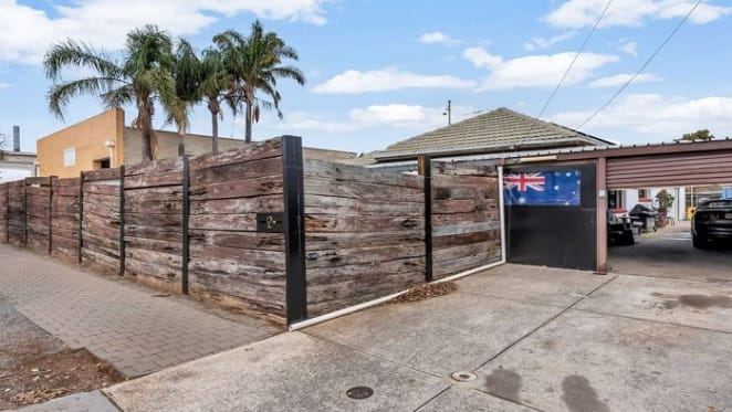 Hells Angels clubhouse at Clarence Gardens sold after passing in at auction