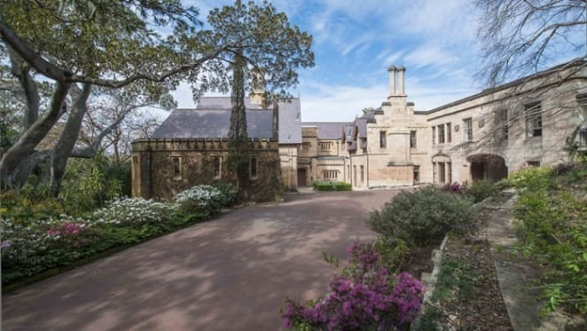 17 year old buys $17 million Sydney trophy home, Bishopscourt at Darling Point