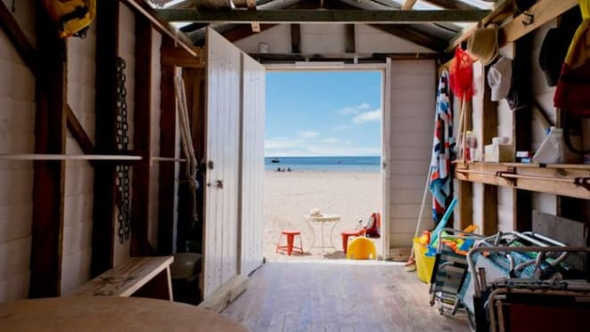 Boatshed 8 Point King Beach, Portsea listed with high hopes for January auction