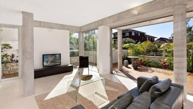 Mike Willesee lists Bondi Beach investment