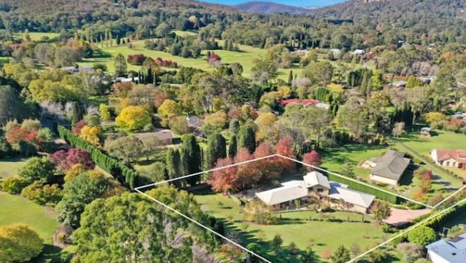 Lavendale, European style country home in Bowral sold