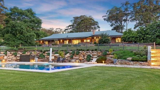 Kerryn Phelps and Jackie Stricker-Phelps list Bowral retreat