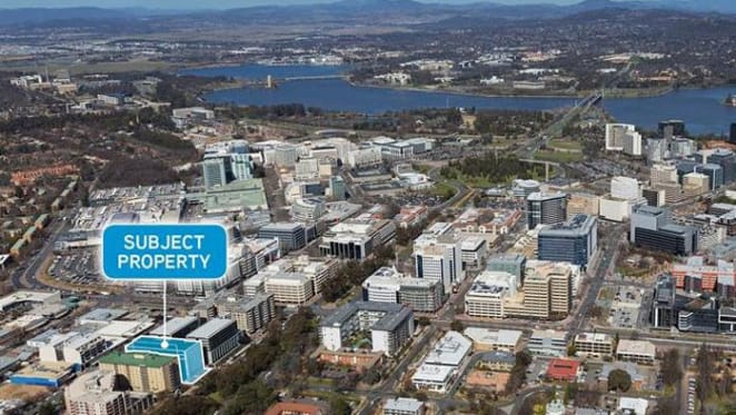 Braddon office building tipped for $60m plus sale