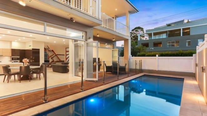 Breakfast Point custom built trophy home sold for $3.175 million