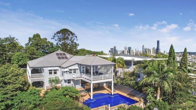 $4.4 million Riverview, Teneriffe Queensland sale
