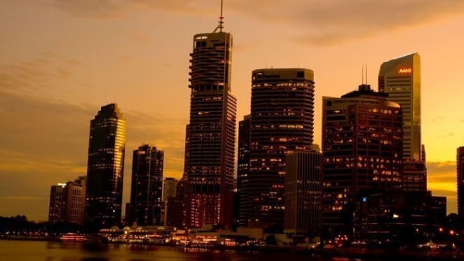 Brisbane prelim clearance rate at 54.8% CoreLogic RP Data