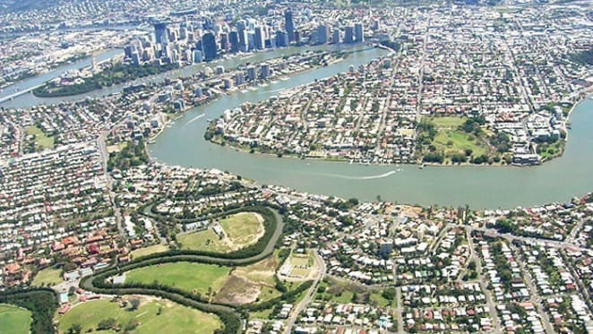 Brisbane's out-performing real estate markets: Hotspotting's Terry Ryder