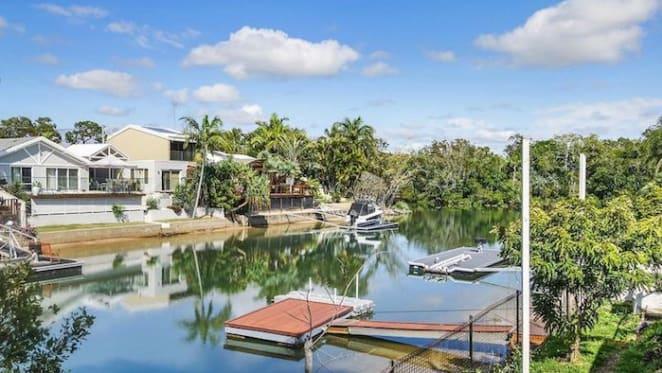 Nick 'Honey Badger' Cummins set for Gold Coast reno project