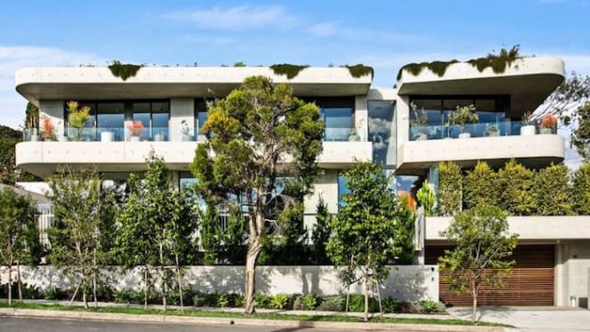 Fox Johnston-designed $8.5 million Bronte trophy home sale