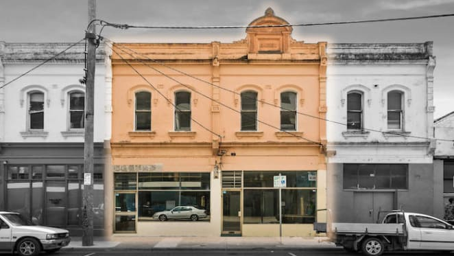 Double fronted Brunswick retail space leased