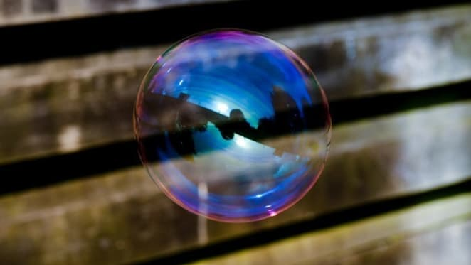 Shane Oliver sees bubble FOMO - fear of missing out - signs in irrational overpaying