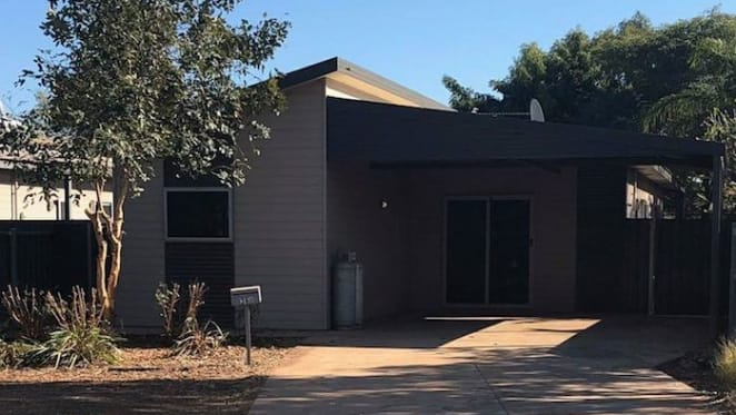 Four bedroom home in Bulgarra, WA listed by mortgagee