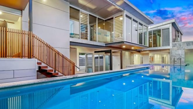 Wallaby Quade Cooper tries again to sell Brisbane home