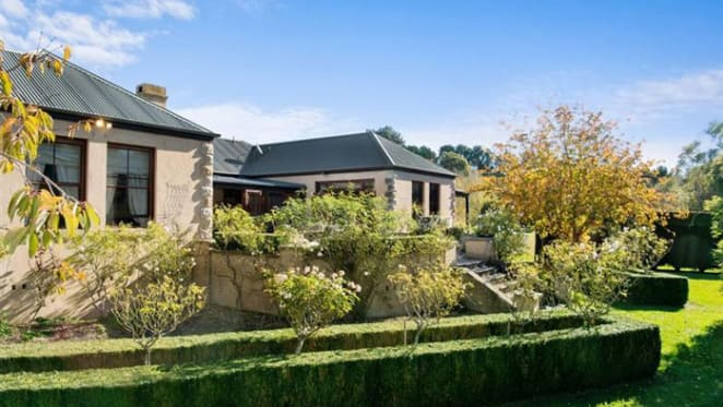 Childcare magnate Martyn Downs lists Southern Highlands retreat