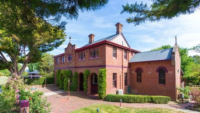 Historic St Joseph's Convent in Bungendore, NSW listed