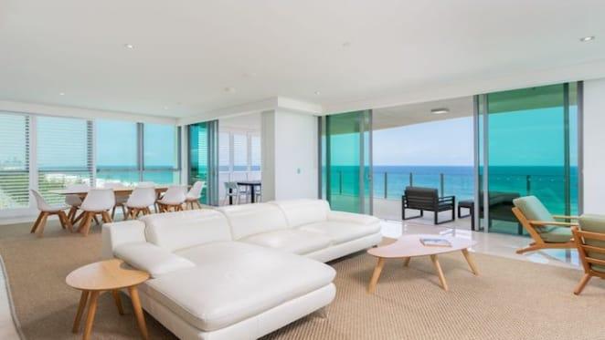 Element, Burleigh Heads beachfront apartment sold for $3.15 million