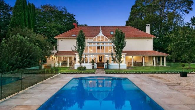 Recently upgraded Burradoo House listed