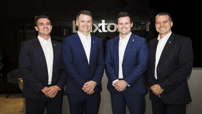 Buxton appoint new leadership group for Melbourne offices