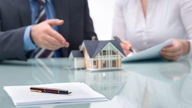 Organising loan paperwork