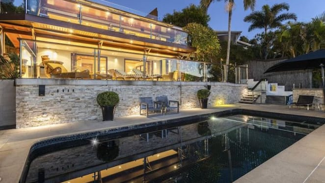 Byron Bay's Villa Gabrielle sells after 16 years