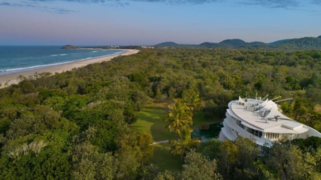 Byron Bay's former Casuarina Ocean Health Retreat wants double its 2016 sale