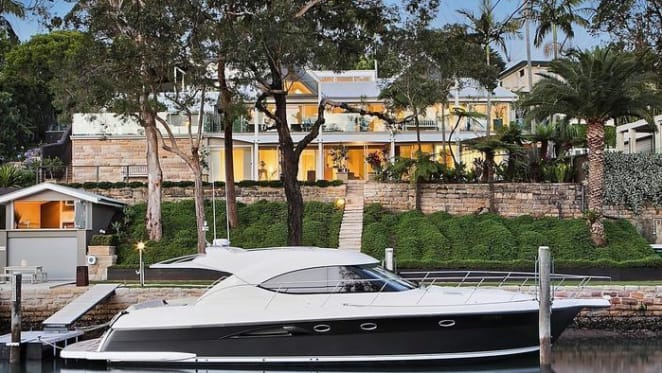 Newport waterfront trophy home sold by Toohey family