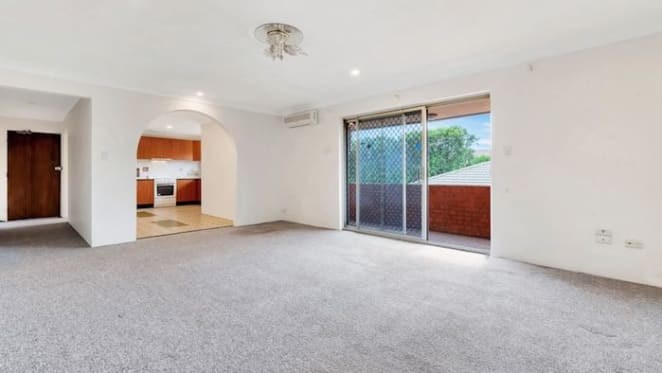 Most affordable unit sold at auction in Cabramatta
