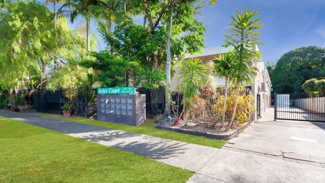 Two bedroom Cairns North mortgagee unit sold