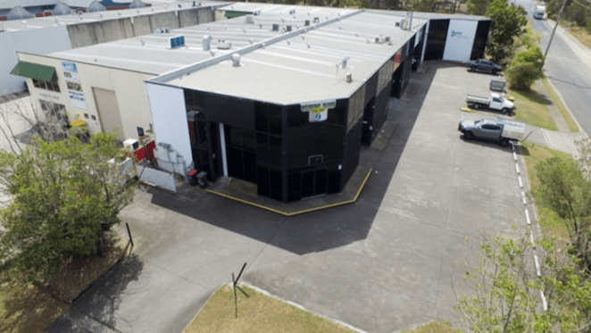 Caboolture industrial unit sells for $345,000