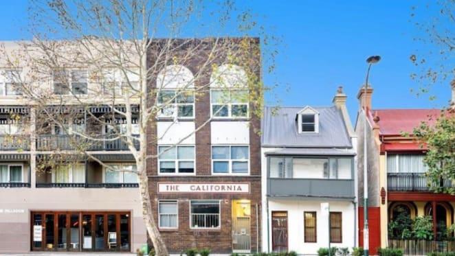 Darlinghurst boarding house California for sale
