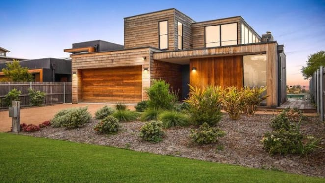 Barbara's House & Garden founder lists luxury Callala Beach home