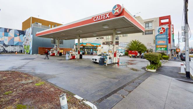 CBRE and Stonebridge broker Caltex service stations sales across Australia