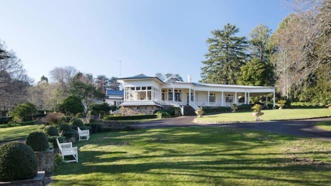 Mount Macedon garden estate Cameron Lodge hits the market
