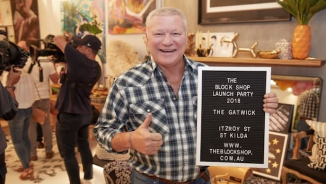 The Block opens pop up store opposite The Gatwick