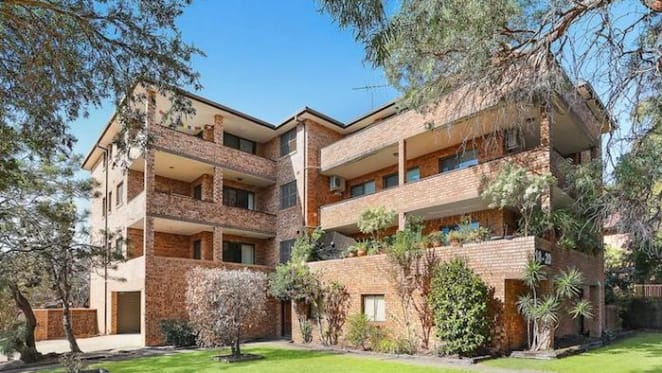 Campsie two bedroom apartment sold by mortgagee