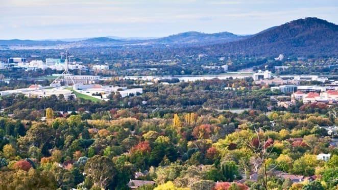 Canberra ranks as Australia's hottest capital city auction market
