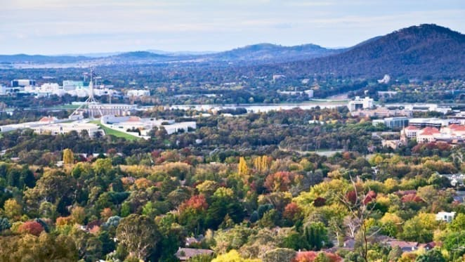 Canberra forecasts strong next year and beyond: Terry Ryder