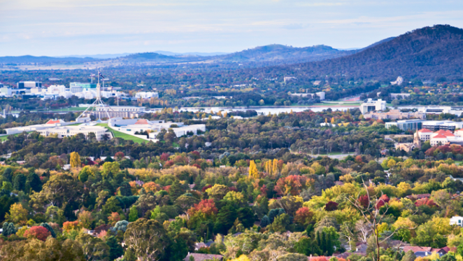 Canberra's office market sees flurry of leasing activity: HTW