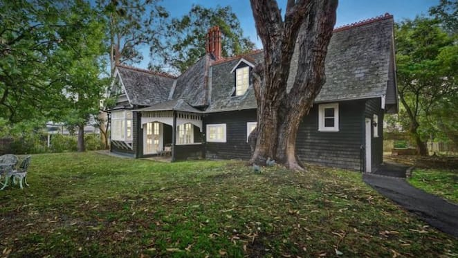 Canterbury Edwardian villa Shenley Croft set for auction