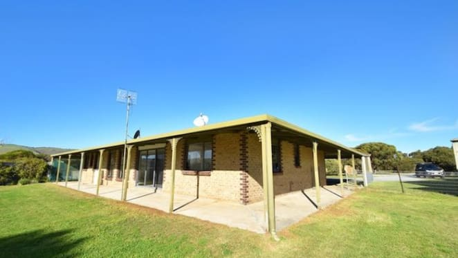 Four bedroom Cape Jervis house sold by mortgagees