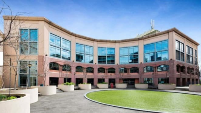 Two-level Carlton terrace sold