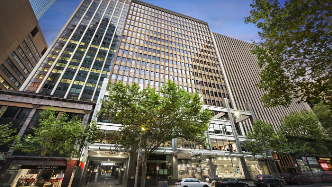 Three Melbourne CBD car park investments listed