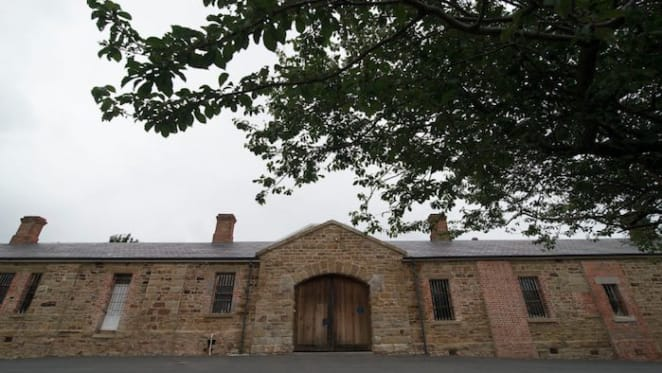 Artist David Bromley buys Old Castlemaine Gaol