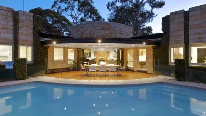 Walter Burley Griffin and Eric Nicholls collaboration in Castlecrag set for auction