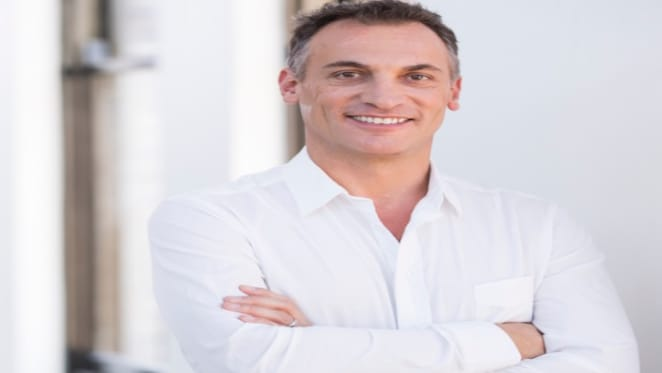 Former Domain boss affirms he's happy to put family first