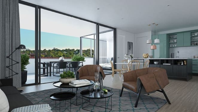 Centric Strathfield's weekend launch success - handful of penthouses remain