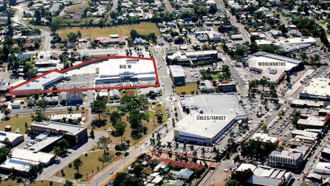 Cessnock Big W centre fetches more than $13 million in off-market deal by Savills