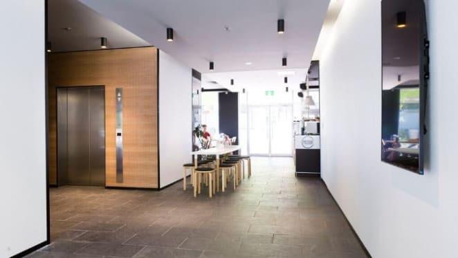 Canberra office undergoes modern refurbishment